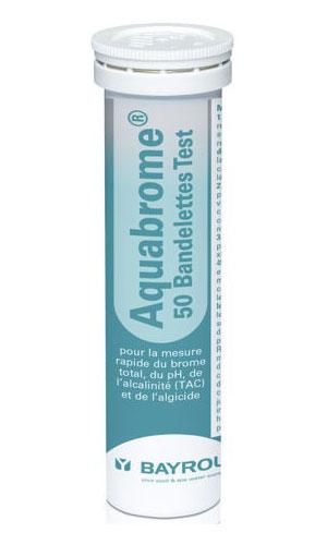 Aquabrome Quicktest