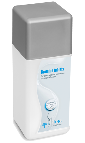 bromine-tablets